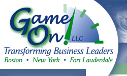 Game On! logo